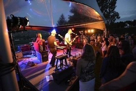Canadian Summer Concert Series at Tinhorn Creek