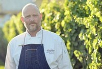 Miradoro Executive Chef Jeff Van Geest