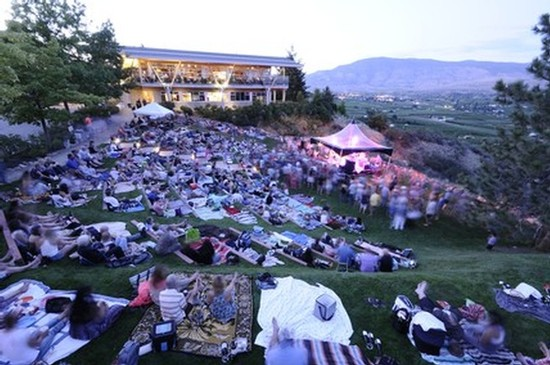 Tinhorn Creek Canadian Concert Series