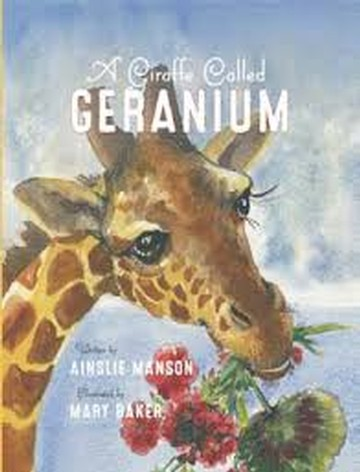 A Giraffe Called Geranium