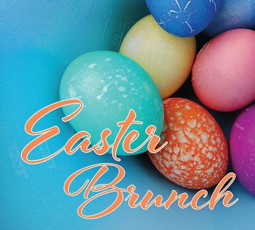 Easter Brunch - Apr 21 - 11AM-3PM Image