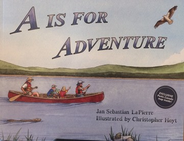 A is for Adventure