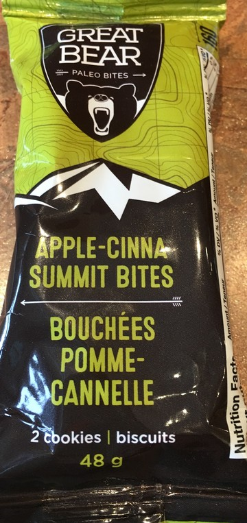 GB - Apple-Cinna Bites