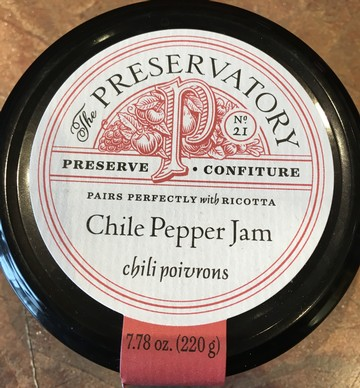 VD - Chile Pepper Jam