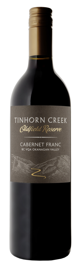 Oldfield Reserve Cabernet Franc 2015 - SOLD OUT Image
