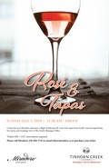 Miradoro Rosé & Tapas - May 5 - 11:30AM-4PM