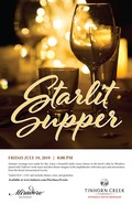 Tinhorn Creek Starlit Supper - Jul 19 - 8PM