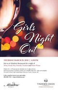Girls Night Out - Mar 29