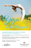2018 Yoga in the Vineyard - dates & tickets